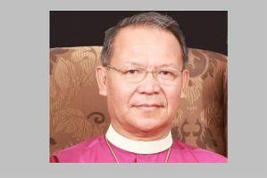 Archbishop Datuk Bolly Lapok